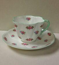 Shelley Fine Bone China England  Vintage Teacup & Saucer