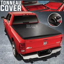 LOCK&ROLL SOFT VINYL TONNO TONNEAU COVER FOR 09-16 DODGE RAM PICKUP 8FT LONG BED