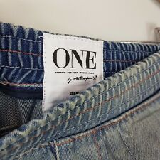ONE TEASPOON |  Womens Hunters Denim shorts NEW [ Size AU 4 ( XXS ) or US 0  ]