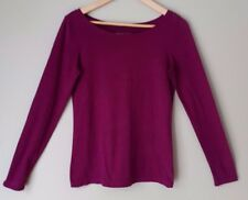 Womens T Shirt Top Tunic Pink Stretchy Long Sleeve MEDIUM by American Eagle AEO