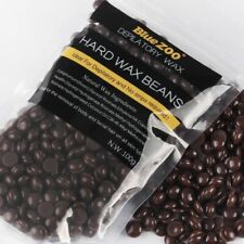 Brazilian Hard Wax Beads Beans Waxing Hair Removal No Strip Wax Chocolate #3