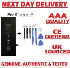 Genuine Replacement Battery+Tools for iPhone 6 6G 1810mAh Full Capacity
