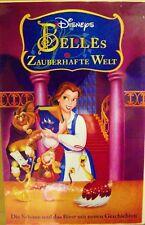 Belle`s Zauberhafte  Welt  *  Trickfilm * absolut  Neuwertig * Walt  Disney Film
