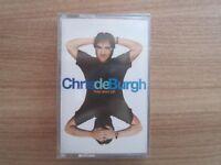 Chris De Burgh - This Way Up Korea Edition Sealed Cassette Tape