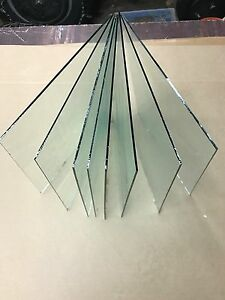 8 Antique Window Sash old glass from 1920s