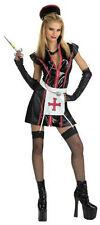 Deceptions Sexy Naughty Nurse Adult Costume Size 12-14