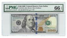 Fr 2041-G* 2009 Ten Dollar Star Note $ 10 Chicago PCGS Graded 64 Very Choice New