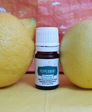 Young Living Peppermint Vitality Essential Oil - 5 ml - Free Shipping