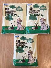 Armitage Good Boy Antibacterial Scented Dog Poo Poop Waste Bags 3 x 100pk