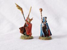 Warhammer Fantasy-Age of Sigmar Empire Battle Wizards/Battle Mage Custom Pizazz