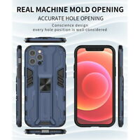 For iPhone 12 Pro Max 11 SE XS XR X 7 8 Plus Shockproof Magnetic Hard Case Cover