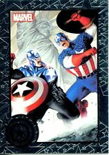 Marvel Universe 2014 Greatest Battles Cap. America Expansion Chase Card #102