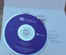 Microsoft Windows 10 Pro PROFESSIONAL 64Bit OEM FULL VERSION