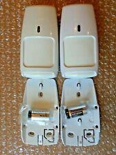 2 x Honeywell IRPI8M Wireless Pet Friendly PIR Alarm Sensor Detector Set 2-6