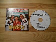 CD POP Gebroeders de avidità/Sjors-Barney (3) canzone Red Bullet Van Barneveld 180