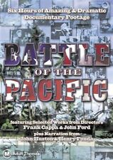 BATTLE OF THE PACIFIC Six Hours of Amazing & Dramatic Doco Footage 2DVD NEW
