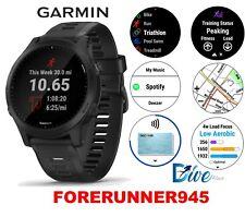 Garmin Forerunner 945 MPN: 010-02063-01 Premium GPS running/triathlon WITH MUSIC