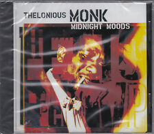 CD 18T THELONIOUS MONK MIDNIGHT MOODS NEUF SCELLE 2005