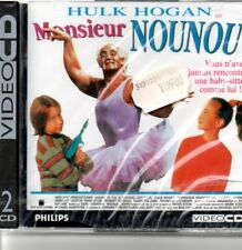 RARE VIDEO CD MONSIEUR NOUNOU
