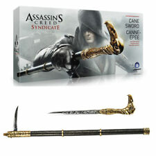 Assassin's Creed Syndicate Plastic Cane Sword Cosplay 1:1 Hollaween Xmas Gift