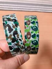 A BATHING APE Vinyl Tape Milo Camouflage Set of 2 Not sold in stores
