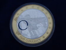 MEDAILLE / Medal - GEANTS EURO - ONE CURRENCY - FDC / UNC