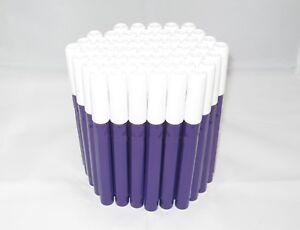 50 Purple Felt Tip Bingo Pens, Markers
