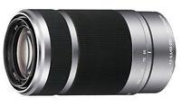 Sony E 55-210mm f/4.5-6.3 OSS Lens (Silver) #SEL55210 BRAND NEW