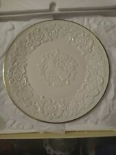 Wedding Promises Marriage Plate by Lenox