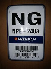 NPE-240A NG 96% Navien Condensing Tankless water heater
