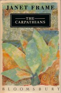The Carpathians by Janet Frame BOOK HC First British Edition Fiction