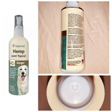 🐶NaturVet Hemp Joint Topical Spray for 6 fl. oz Ginger  {Brand New}🐶