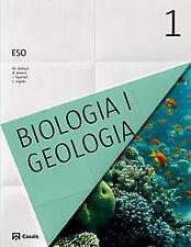 (CAT).(15).BIOLOGIA GEOLOGIA 1R.ESO. ENVÍO URGENTE (ESPAÑA)