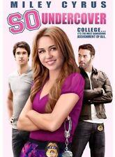 So Undercover REGION1 DVD