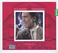Alejandro Fernandez Confidencias Reales 2CD+1DVD CAJA DE CARTON New Nuevo