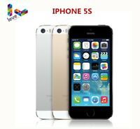 NEW Apple iPhone 5s 16GB 32GB 64GB 4G LTE 8MP Unlocked Smartphone Sealed Box