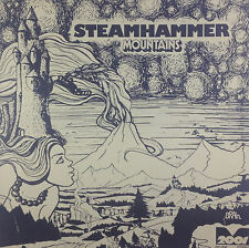 "12"" LP - Steamhammer - Mountains - k2574 - washed & cleaned"