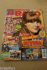 Bravo 8/2012 Adele, Rihanna,The Hunger Games,Adele,Michel Telo,Red Foo