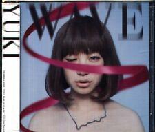 YUKI - Wave - Japan CD+DVD - J-POP Limited Edition