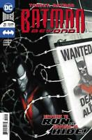 Batman Beyond #21 DC COMICS ANIMATED Cover A,1st Print, 2018