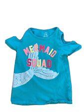 Carters 6x Mermaid Squad Top