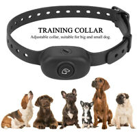 Waterproof Rechargeable Shock/Safe 2018 Auto Anti Bark Collar Stop Dog Barking