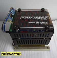 Heldt & Rossi SM 807 DC 500-75 SM807DC Servo Amplifier Servoverstärker + DT 4/30