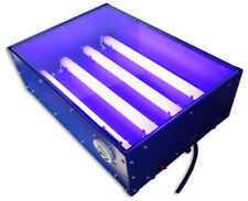 110V 18*12inch Exposure Size 4 Lamps UV Exposure Unit Screen Printing Supply New