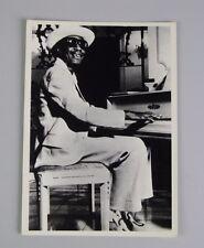 Professor Longhair Vintage Postcard  / Henry Roeland Byrd