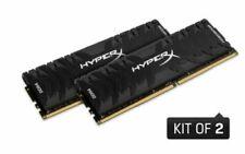 Mémoires RAM DDR4 SDRAM HyperX pour ordinateur