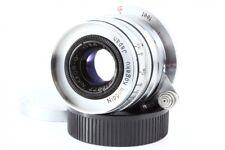 Nikkor Q.C QC 5cm F/3.5 Lens Nippon Kogaku Leica LTM L39 Lens from Japan Exc+