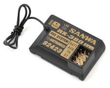 Sanwa RX-380 RECEIVER 2.4GHZ FH3 3-CHANNEL