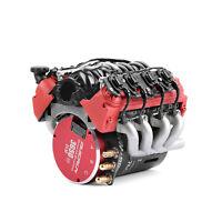 Für 1/10 RC Auto TRX4 SCX10 Simulieren Sie den Kühlerlüfter LS7 V8 Motor Motor