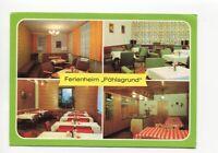 uralte AK Bärenstein Ortsteil Kühberg Ferienheim Pöhlagrund 1980 //19